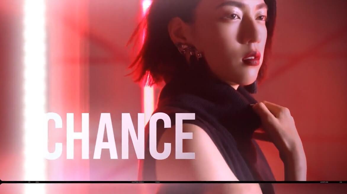 三吉彩花さん CHANCE (チャンス) 1DAY 10枚 ムービー