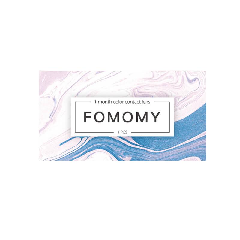 新フォモミマンスリー (FOMOMY 1MONTH NEW)シンプルかわいいパッケージ