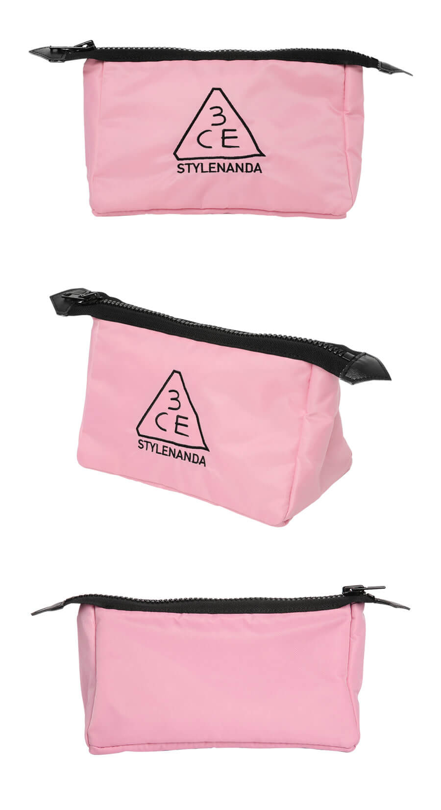 3CE PINK PINK RUMOUR POUCH