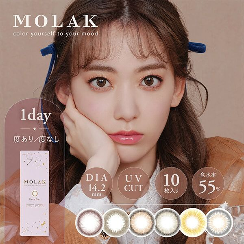 MOLAK1DAY 10枚入商品イメージ画像