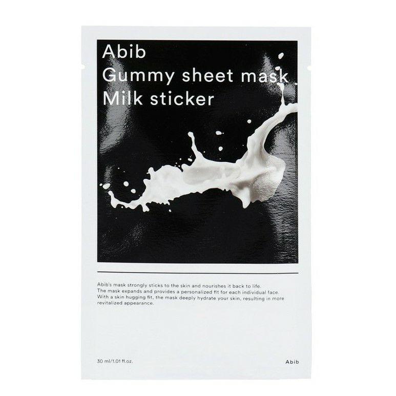 Abib  Milk sticker