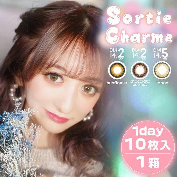 Sortie Charme(ソルティーシャルム) 10枚入イメージ画像